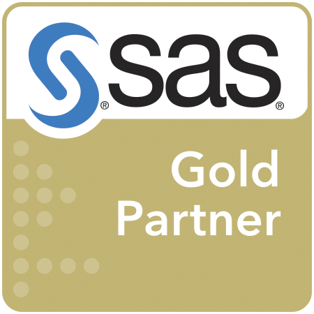 SAS GOLD Partner ロゴ